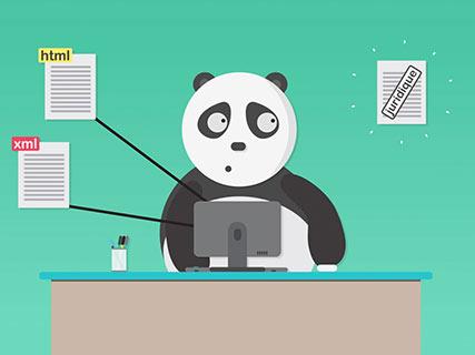Video corporativo animado para e-Translation Agency