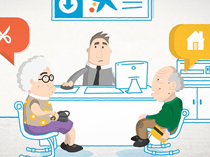 portal innova CaixaBank video corporativo interno